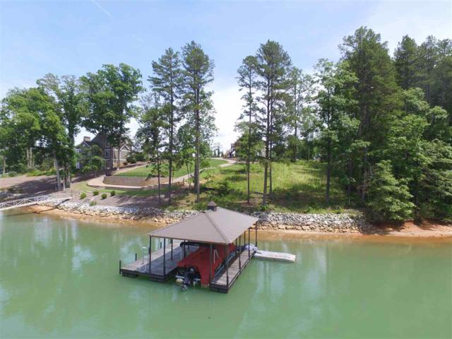 Lot 4 Barefoot Cove Drive, West Union, SC 29696 (MLS #20195004) :: Tri-County Properties