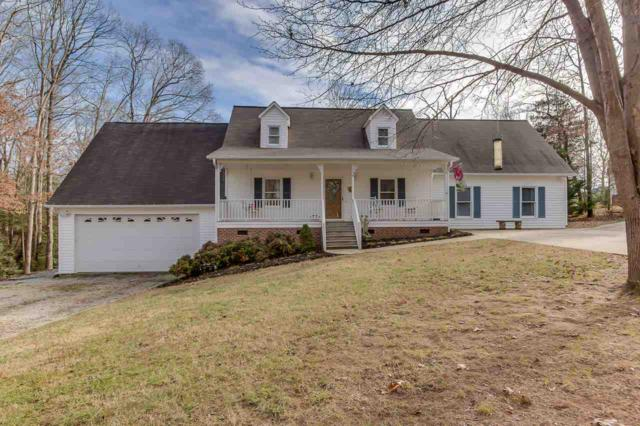 136 Fleetwood Drive, Liberty, SC 29657 (MLS #20195032) :: Tri-County Properties