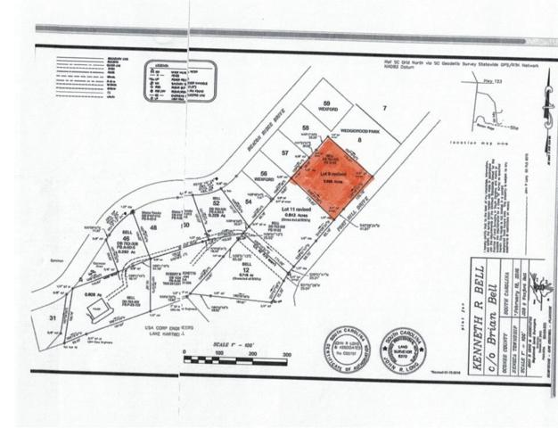 177 Bellwood Drive, Seneca, SC 29671 (MLS #20195037) :: Tri-County Properties