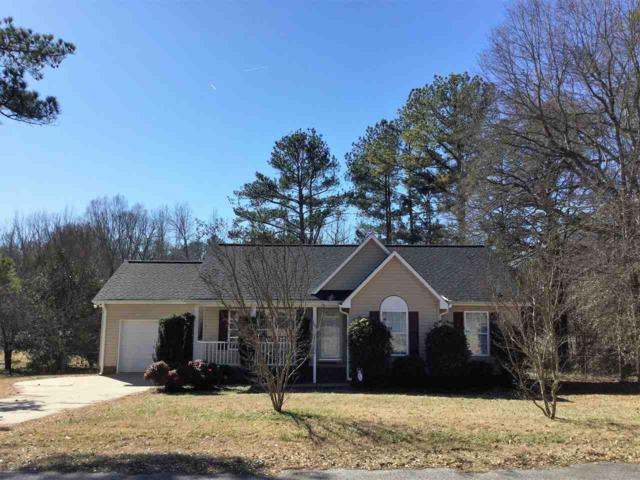 203 Tiara Ct, Anderson, SC 29625 (MLS #20195167) :: The Powell Group of Keller Williams