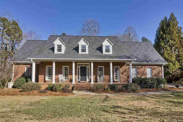 112 Players Drive, Easley, SC 29642 (MLS #20195230) :: Les Walden Real Estate