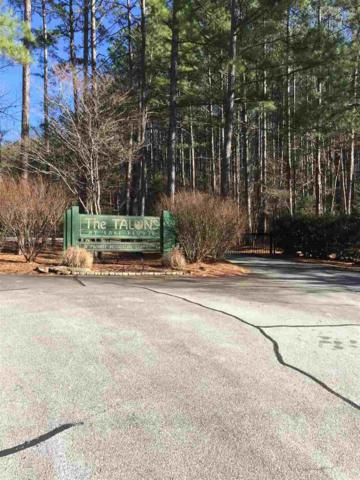 Lot 25 Talons Ridge Road, Seneca, SC 29672 (MLS #20195322) :: Tri-County Properties