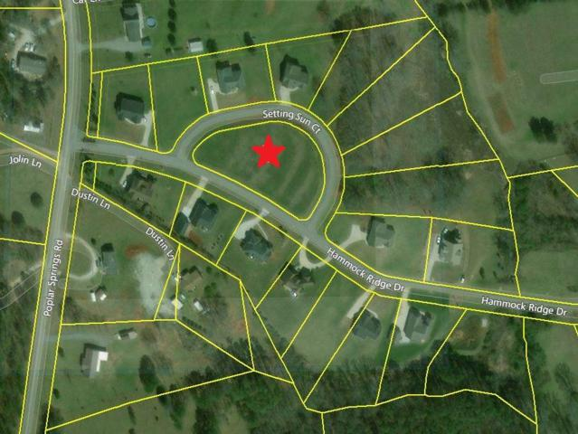 Lots 12 & 13 Hammock Ridge Drive, Seneca, SC 29672 (MLS #20195428) :: Tri-County Properties