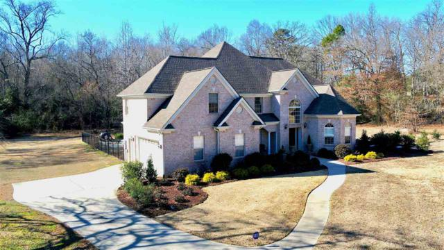 151 Steeplechase, Belton, SC 29627 (MLS #20195662) :: Tri-County Properties