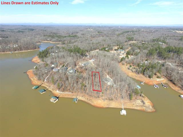 Lot 4-A Wits End, Seneca, SC 29678 (MLS #20195699) :: The Powell Group of Keller Williams