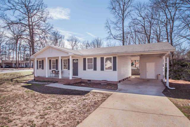 1 Pine Needle Road, Piedmont, SC 29673 (#20196065) :: Connie Rice and Partners