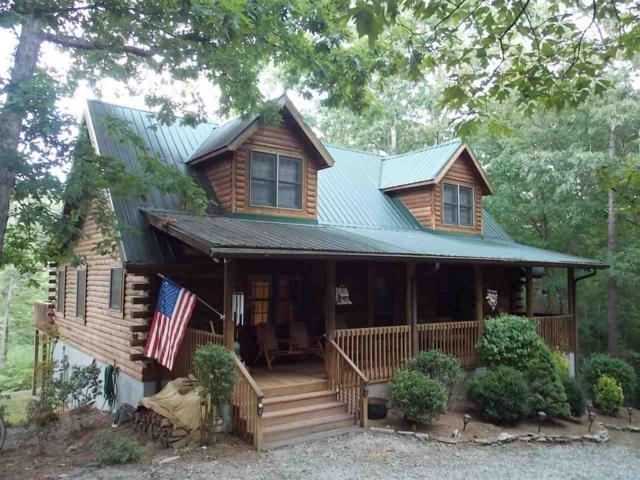 109 Cougar Trail, Cleveland, SC 29635 (MLS #20196119) :: Les Walden Real Estate
