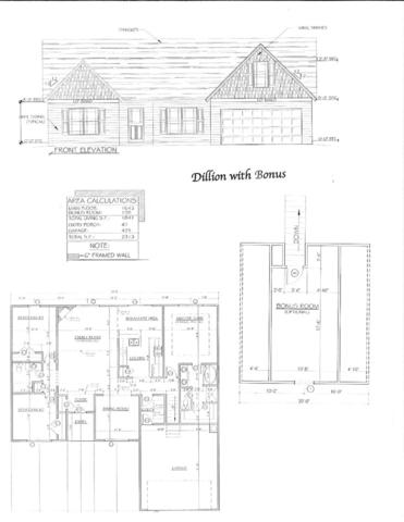 117 Woods Way, Anderson, SC 29625 (#20196132) :: Connie Rice and Partners