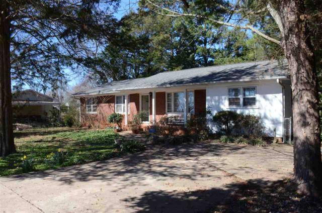 108 Long Road, Pendleton, SC 29670 (MLS #20196192) :: Les Walden Real Estate