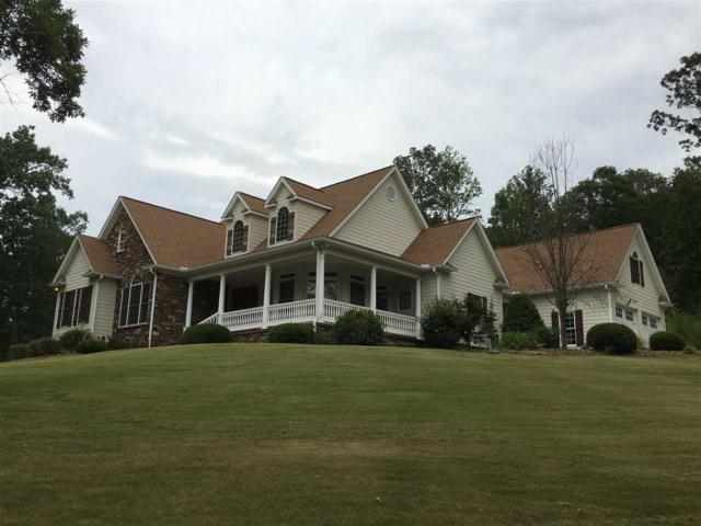 401 Cleveland Ferry Road, Fair Play, SC 29643 (MLS #20196334) :: Tri-County Properties
