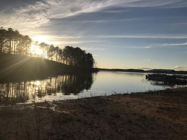Lot 30 Edgewater Drive, Anderson, SC 29626 (MLS #20196454) :: Les Walden Real Estate