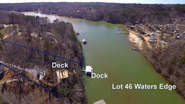 Lot 46 Waters Edge, West Union, SC 29696 (MLS #20196554) :: The Powell Group of Keller Williams
