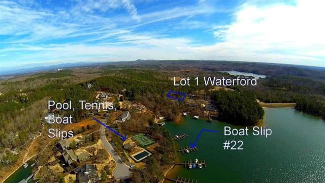 Lot 1 Wild Oak Court, Seneca, SC 29672 (MLS #20196556) :: Tri-County Properties