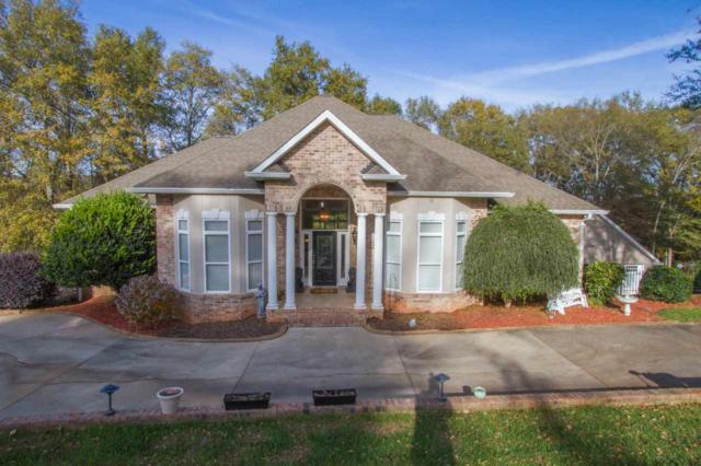 110 Harrison Harbor Way, Anderson, SC 29621 (MLS #20196602) :: The Powell Group of Keller Williams