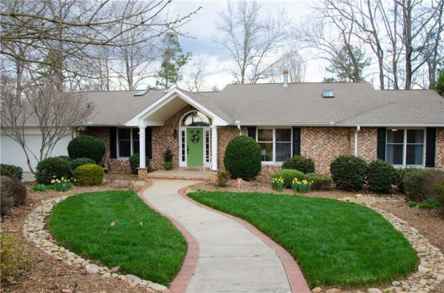 216 Strawberry Lane, Clemson, SC 29631 (MLS #20200056) :: Tri-County Properties