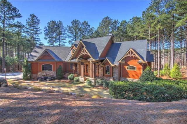 140 Long Ridge Road, Sunset, SC 29685 (MLS #20200059) :: Tri-County Properties