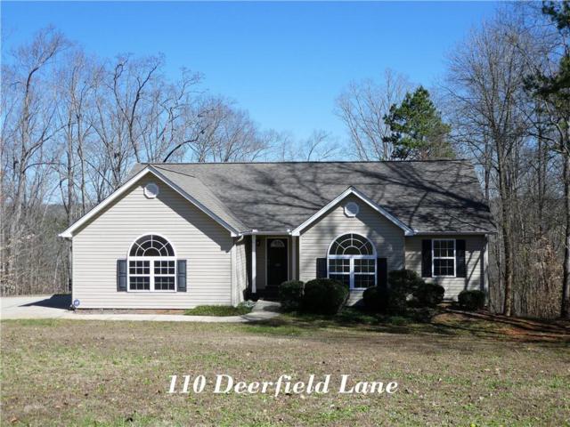 110 Deerfield Lane, Seneca, SC 29678 (MLS #20200060) :: Tri-County Properties