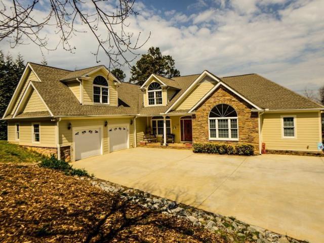 1323 Stamp Creek Road, Salem, SC 29676 (MLS #20200403) :: Tri-County Properties