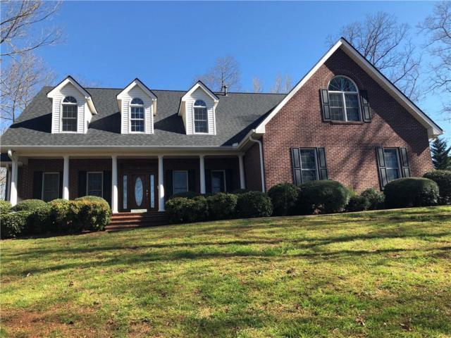 4311 Ashford Bluff Drive, Seneca, SC 29678 (MLS #20200478) :: Tri-County Properties