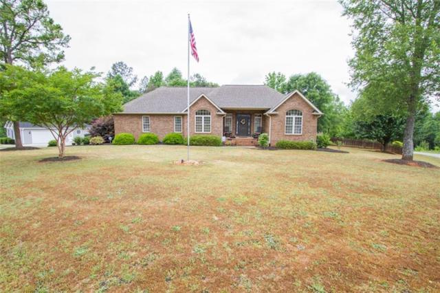 100 Woods Way, Anderson, SC 29625 (MLS #20200544) :: Les Walden Real Estate
