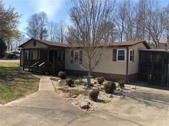 23036 Mcdonald Point Road, Seneca, SC 29672 (MLS #20200569) :: Tri-County Properties