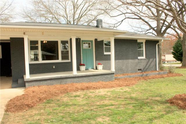 11 Tasha Drive, Pelzer, SC 29669 (MLS #20200622) :: Tri-County Properties