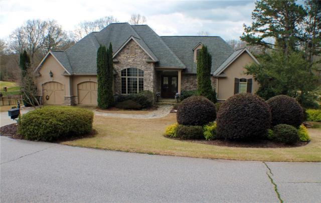 808 Grey Oaks Drive, Seneca, SC 29678 (MLS #20200663) :: Tri-County Properties