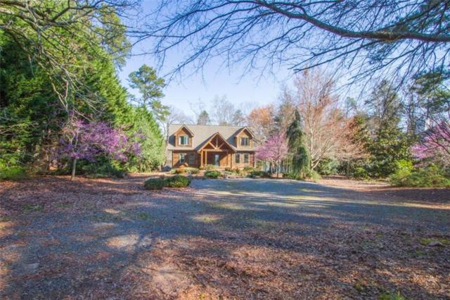 142 James Hare Road, Anderson, SC 29626 (MLS #20200670) :: Tri-County Properties