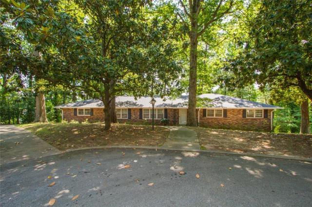 4308 Edgewater Way, Anderson, SC 29621 (MLS #20200687) :: Tri-County Properties