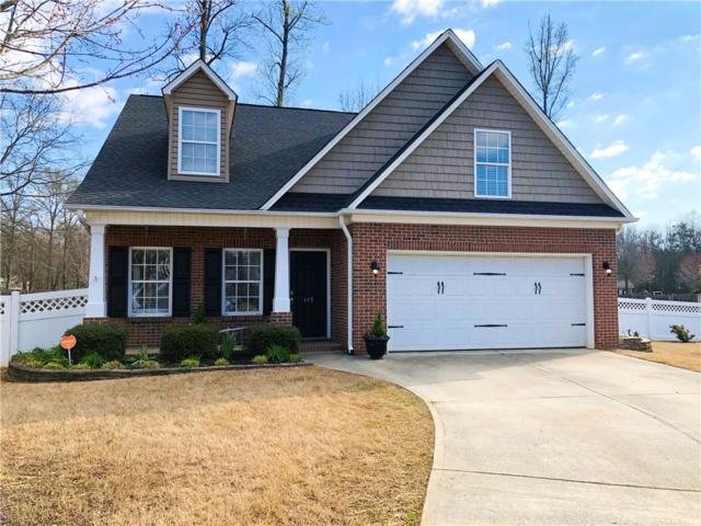 145 Abigail Lane, Anderson, SC 29621 (MLS #20200692) :: The Powell Group of Keller Williams