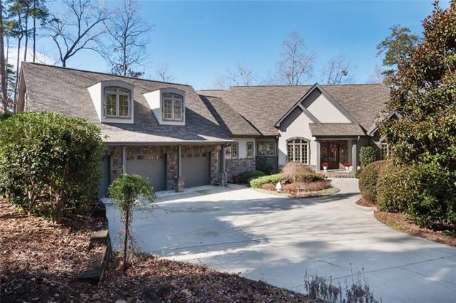 704 Dewberry Way, Seneca, SC 29672 (MLS #20200757) :: Les Walden Real Estate