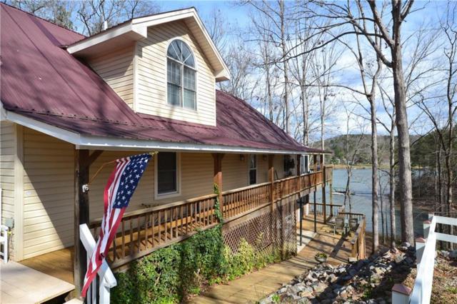 527 Shorewood Circle, Toccoa, GA 30577 (MLS #20200812) :: Les Walden Real Estate