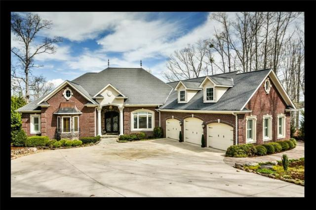 600 High View Court, Seneca, SC 29672 (MLS #20200835) :: Tri-County Properties