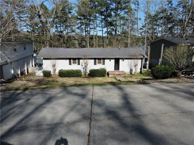 243 Boomerang Trail, Fair Play, SC 29643 (MLS #20200837) :: Les Walden Real Estate