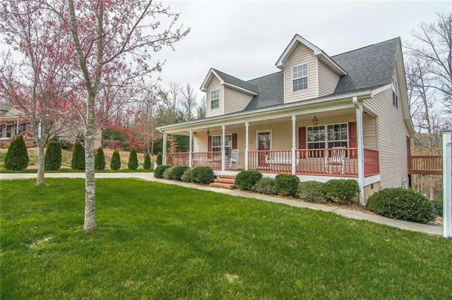 229 Laurel Oak Lane, Pickens, SC 29671 (MLS #20200899) :: Tri-County Properties