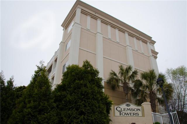 849 Tiger Boulevard, Clemson, SC 29631 (MLS #20200913) :: The Powell Group of Keller Williams