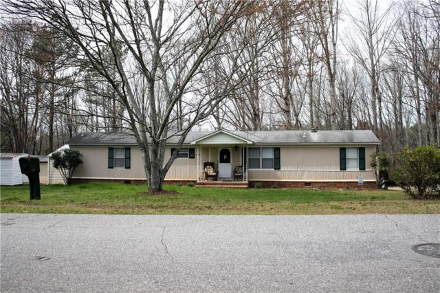 100 Saddle Trail, Anderson, SC 29621 (MLS #20200929) :: The Powell Group of Keller Williams