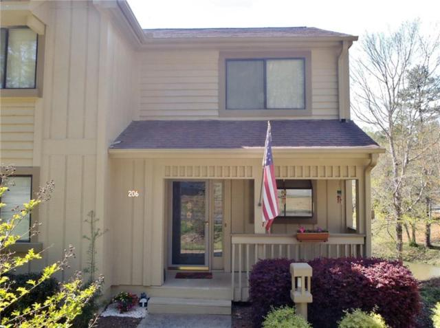 206 Harbor Cove Drive, Salem, SC 29676 (MLS #20201022) :: Tri-County Properties