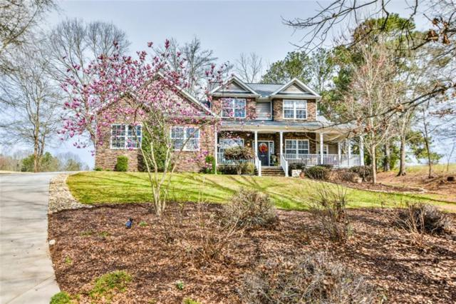 604 Feathery Lane, Seneca, SC 29678 (MLS #20201025) :: Les Walden Real Estate