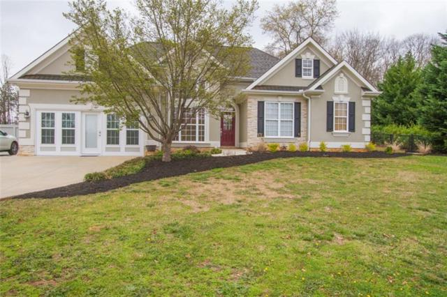 608 Blossom Branch Road, Piedmont, SC 29673 (MLS #20201027) :: The Powell Group of Keller Williams