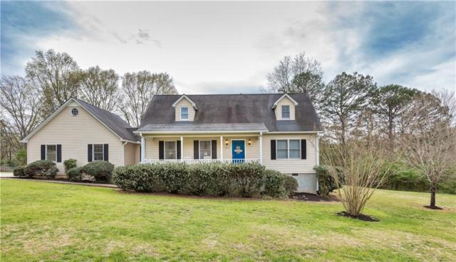 220 Creekwood Lane, West Union, SC 29696 (MLS #20201139) :: The Powell Group of Keller Williams