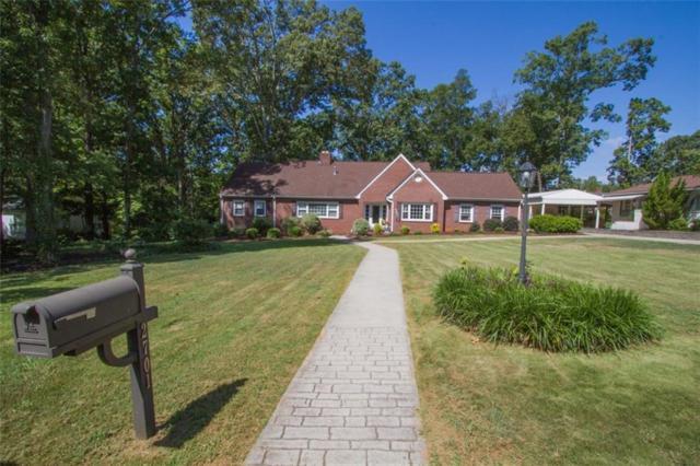 2701 Jackson Square, Anderson, SC 29625 (MLS #20201203) :: Les Walden Real Estate