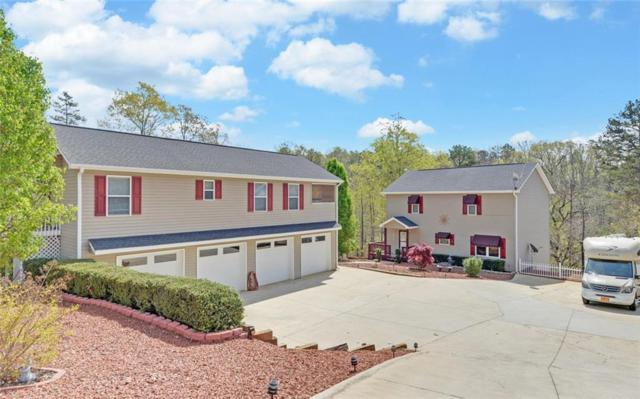 255 Capps Road, Fair Play, SC 29643 (MLS #20201238) :: The Powell Group of Keller Williams