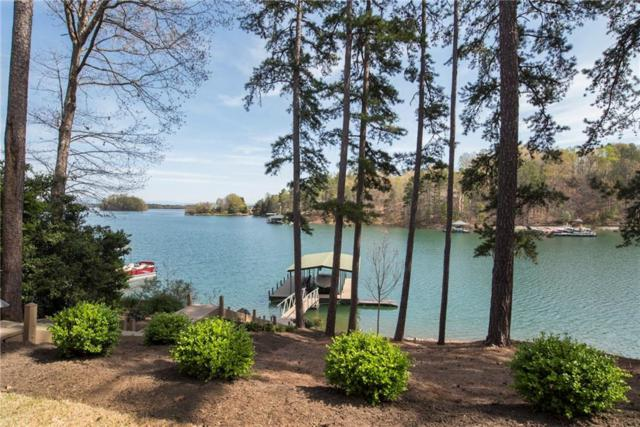 104 Island Pointe, Seneca, SC 29672 (MLS #20201287) :: The Powell Group of Keller Williams