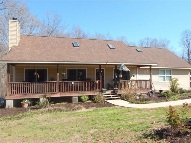 200 Valley Drive, Townville, SC 29689 (MLS #20201310) :: Les Walden Real Estate