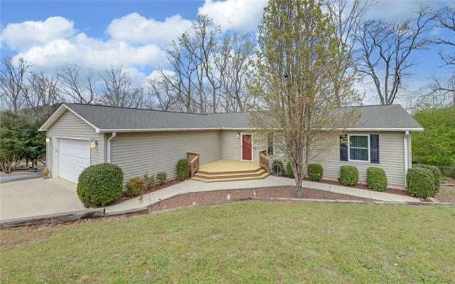 115 Point Drive, Townville, SC 29689 (MLS #20201341) :: Tri-County Properties