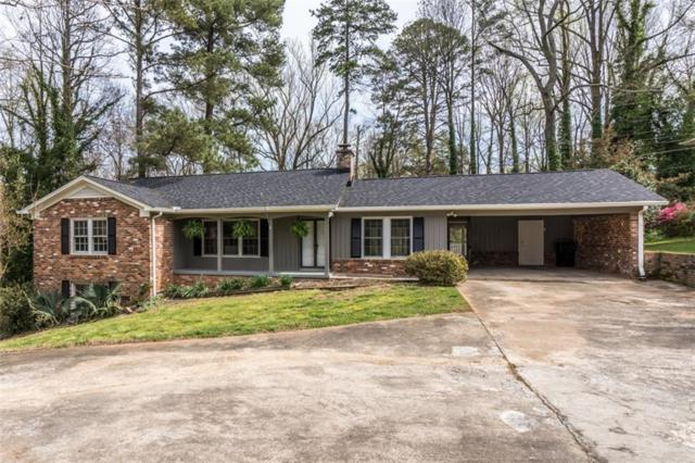214 Forest Hill Drive, Anderson, SC 29621 (MLS #20201358) :: The Powell Group of Keller Williams