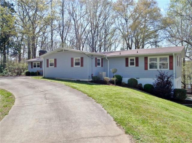 110 Dogwood Lane, Fair Play, SC 29643 (MLS #20201421) :: Les Walden Real Estate