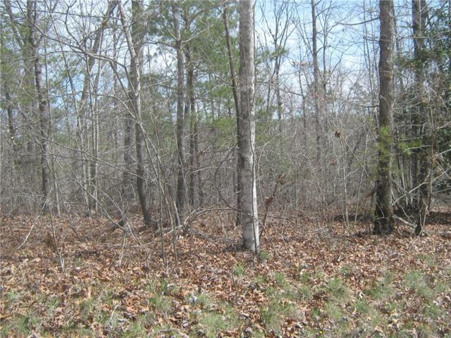 LOT 3 Osheal Drive, Tamassee, SC 29686 (MLS #20201437) :: The Powell Group of Keller Williams