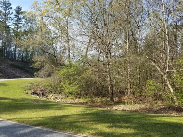 00 Chickasaw Drive, Westminster, SC 29693 (MLS #20201445) :: Tri-County Properties